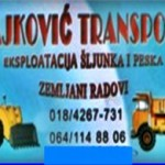 RAJKOVIC TRANSPORT